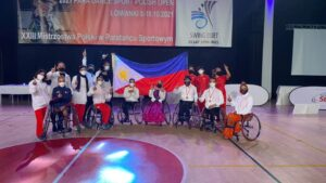 PH para-dance delegation bags 19 medals at Polish Open World Qualifying Round
