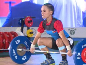 Rose Jean Ramos wins two golds and one silver at 2021 IWF Youth World Championships